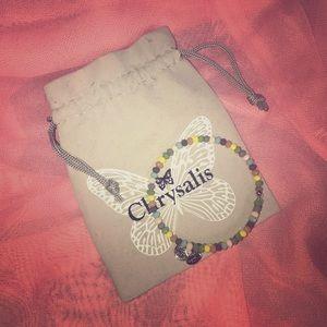 Rainbow Chrysalis Bracelet